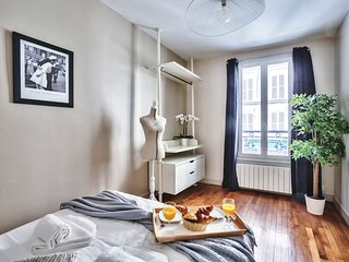 Corporate Apartment 'Porte de Versailles' (835)