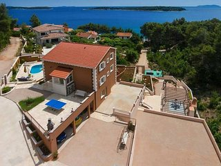 Apartments Villa Milina - Two Bedroom Apartment with Terrace and Sea View