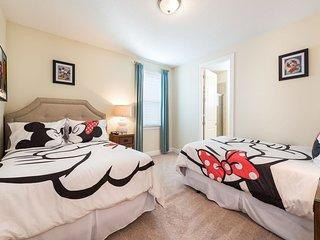 EC033-Stf 6 Bedroom Encore Club Villa
