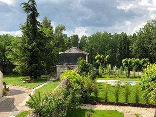 Cottage jardin - duplex standing Azay le rideau