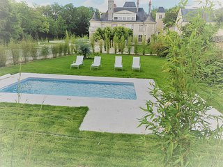 Cottage du chateau - duplex standing Azay le rideau