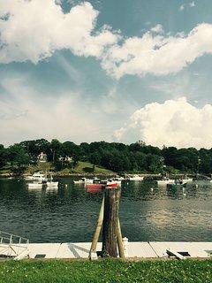 Rockport Harbor - 5 minute walk