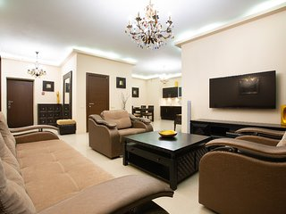 Spacious apartment on Red Presnya
