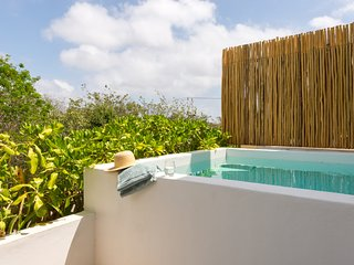 S1RT23 - SAASIL Roof Terrace PH two rooms with private pool and jungle view