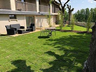 Cottage Jardin duplex 70m2 avec piscine