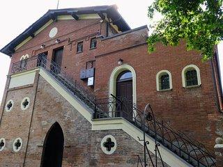 Borgo Sartoni Case vacanza appartamenti in affitto. Appartamento AL FIUME