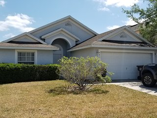 Pet Friendly, Pool home, near Disney 4430