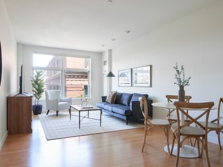 Beautiful 2BR in South End by Sonder