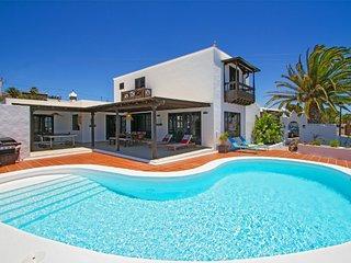 Villa with fantastic views in La Asomada LVC303264