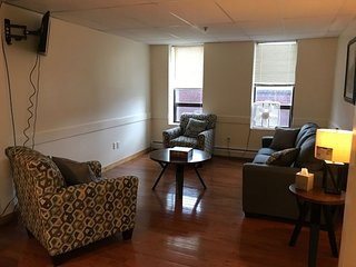 Retz Suites 132 Delaware St.  2 Bedroom Suite