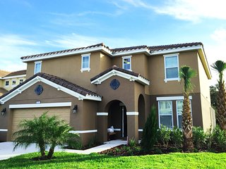 Awesome 6bd home 15 min to Disney at Solterra 5384