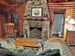 Big Trout Lake Rustic Cabin