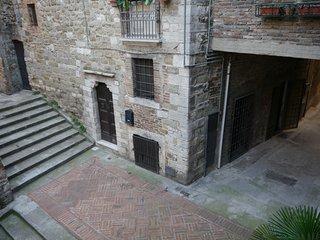 L'alloggio degli Etruschi