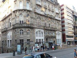 Edificio El Moderno, Vigo 1.902