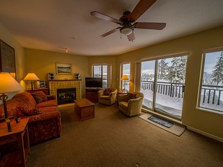 2 Bedroom Suite at Mt Washington Alpine Resort