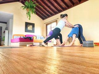 Aloha Ke Akua - Yoga & Massage Retreat - Fuerteventura