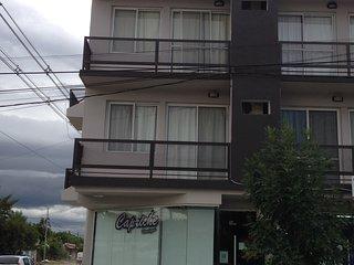 Alquileres Temporarios en Formosa. Soleo departamentos equipados para su confort