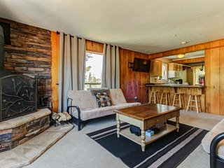 NEW LISTING! Two cozy, ski-in/out condos w/ scenic wooded views - dogs OK!