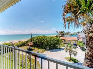 NEW LISTING! Waterfront getaway w/shared heated pool, picnic area & beach access