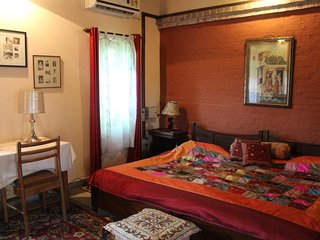 The Kothi, Village Stay, Near Amritsar (Room)