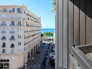 Studio Central Cannes *La Croisette, Al Lado de la Playa