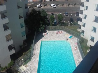 Rental Apartment Arcachon, studio flat, 2 persons
