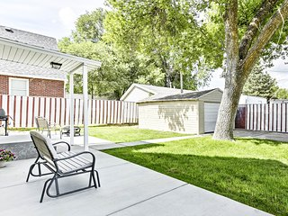 NEW-South Ogden House w/Yard 3 Miles from Downtown