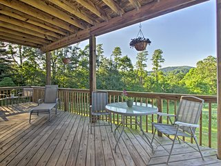 NEW! Hendersonville Home w/ Sugarloaf Mtn. Views!