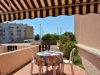 Rental Apartment Cap d'Agde, 2 rooms, 4 persons