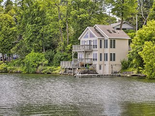 With 2 bedrooms and 1 bathroom, this bayfront home is perfect for families.