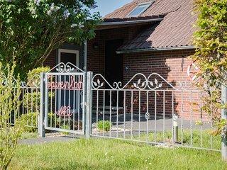 Ferienhaus für 4 Personen im Wangerland mit Hund (ruhige Lage)