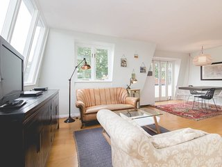 Stylish 2 Bed w/Private Roof Terrace in Canonbury