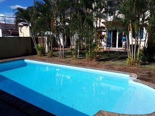 FLIC EN FLAC : Palmiste Villa