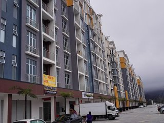 Mariana Barrington Square goldenhill aparment Tanah Rata-Cameron Highlands