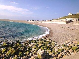 Les Goelands [The Seagulls] close to beachfront Weymouth, Dorset