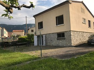 Lovely Quillan holiday home with internet access TV & DVD