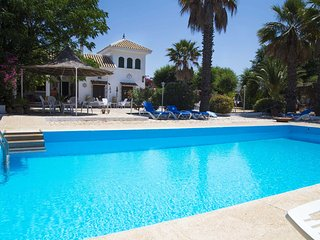 Luxury Self-Catering Holiday Home Santa Ana in Seville countryside, in Marchena