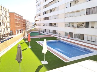 LOVELY FLAT+POOL, CENTRAL SEVILLA, TRIANA VFT/SE/01485
