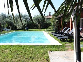 6 bedroom Villa in Paradiso, Lombardy, Italy : ref 5380370