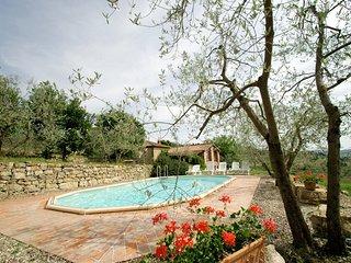 3 bedroom Villa in Pieve A Presciano, Tuscany, Italy : ref 5247553