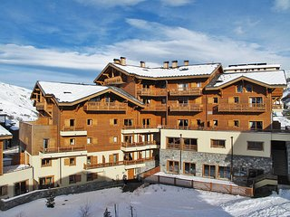 1 bedroom Apartment in Les Menuires, Auvergne-Rhone-Alpes, France : ref 5640111