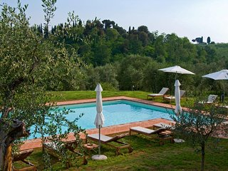 2 bedroom Apartment in San Casciano in Val di Pesa, Tuscany, Italy : ref 5311396