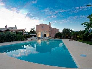 9 bedroom Villa in Passo Casale, Sicily, Italy : ref 5247441