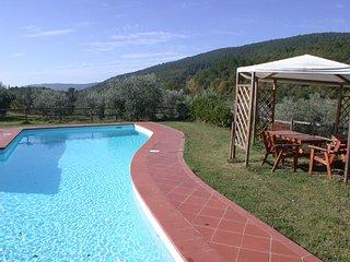 5 bedroom Villa in Stigliano, Tuscany, Italy : ref 5247753