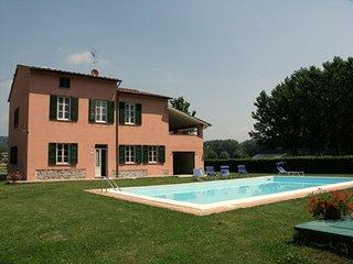 5 bedroom Villa in Carignano, Tuscany, Italy : ref 5247670