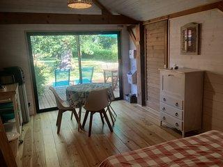 NATURAL LODGE MIMIZAN, chambre d'hotes a Mimizan, Landes, Nouvelle Aquitaine