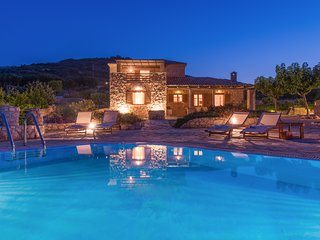 3 bedroom Villa in Korithi, Ionian Islands, Greece : ref 5248729