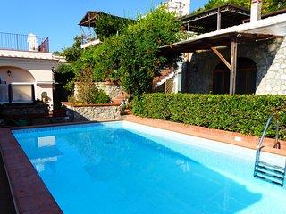 2 bedroom Villa in Conca dei Marini, Campania, Italy : ref 5248268
