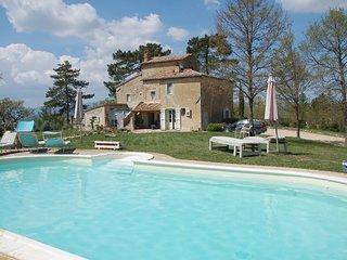 4 bedroom Villa in San Casciano dei Bagni, Tuscany, Italy : ref 5395013