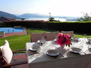 5 bedroom Villa in Meina, Piedmont, Italy : ref 5248351